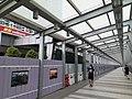 HK TKO 將軍澳 Tseung Kwan O 日出康城 Lohas Park passageway October 2020 SS2 03.jpg