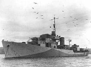 HMCS Long Branch - Image: HMCS Long Branch