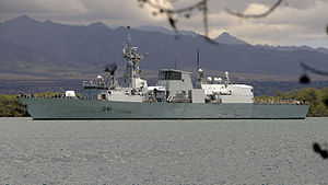 HMCS Ottawa (FFH 341)