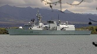 HMCS Ottawa (FFH 341) - Image: HMCS Ottawa (FFH 341)