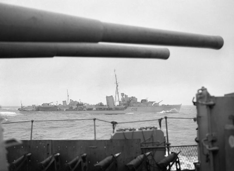 HMS Kashmir
