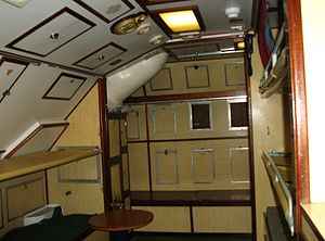 HMS Ocelot 1962 crew accommodation.JPG