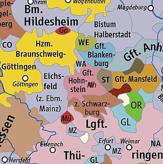 Principality of Göttingen