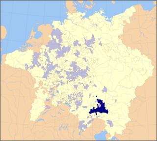 Prince-Archbishopric of Salzburg prince-archbishopric in Central Europe between 1328–1803