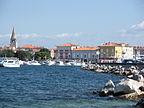 Vrsar - marina - Chorwacja
