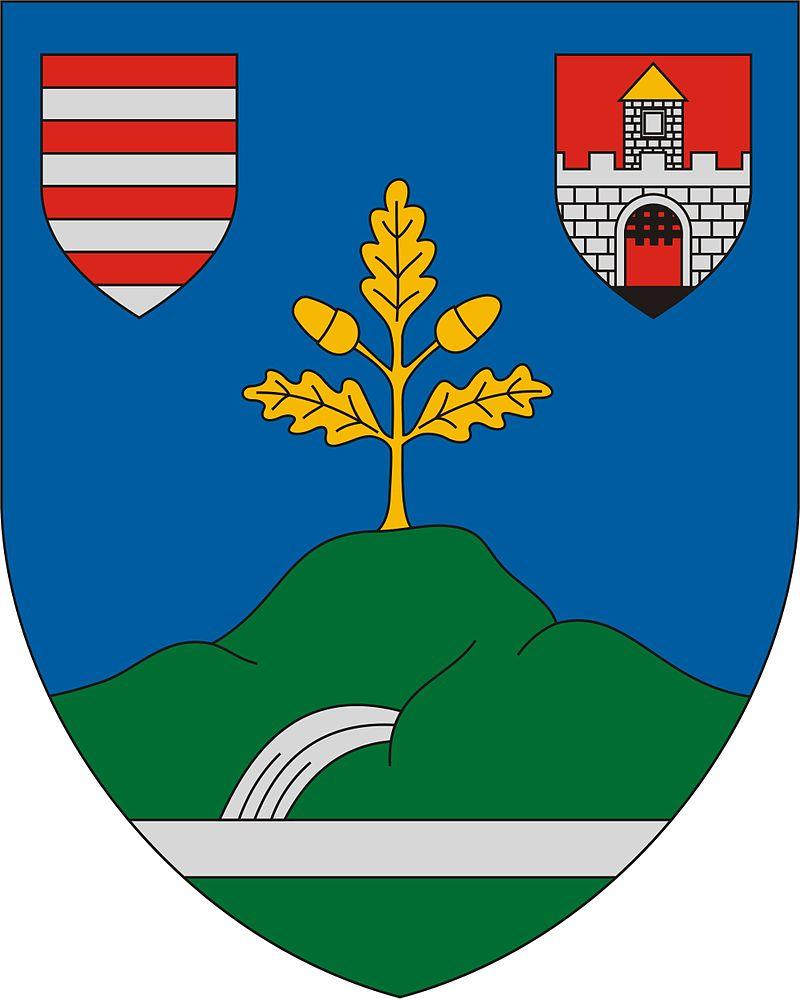 Fehérvárcsurgó címere
