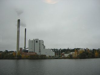 Peat energy in Finland - Peat plant in Finland