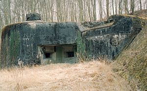 Fortified Sector of Boulay - Hackenberg infantry casemate 22