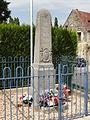 Hadancourt-le-Haut-Clocher (60), monument aux morts, rue de la Croix du Bellay 3.jpg