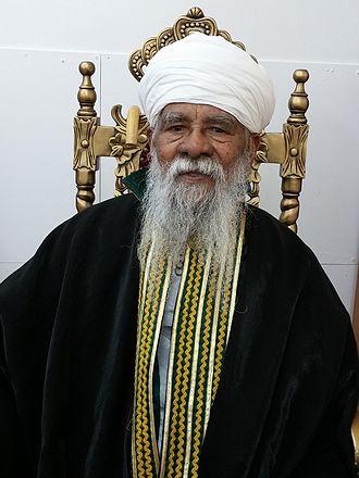 Beta Israel - Raphael Hadane, the Liqa Kahenat (High priest) of Beta Israel in Israel