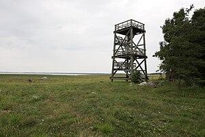 Haeska, Lääne County - Haeska birdwatching tower
