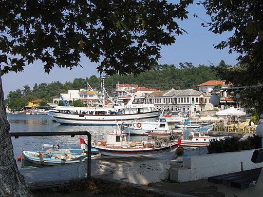 Hafen Limenas (2005) C