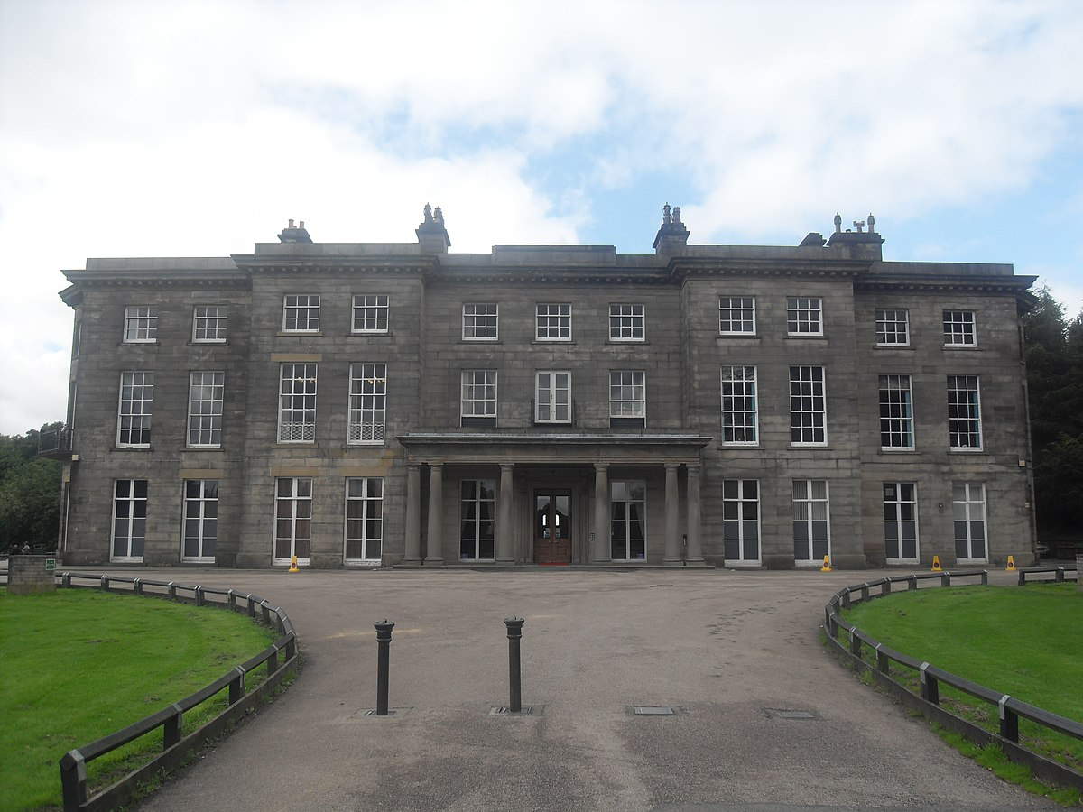 Haigh Hall Wikipedia