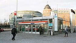 Hakaniemen Metroasema Wikipedia