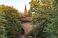 Hallertor, Stadtmauer Nürnberg 20180723 001.jpg