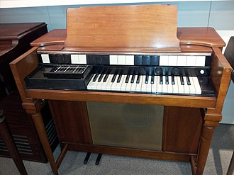 Chord organ - Image: Hammond S 6 Chord Organ, Museum of Making Music