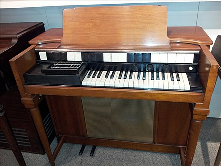 Electric organ - Wikiwand