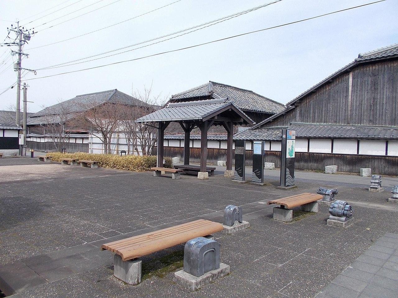 Amazing File Hananotsuyu Brewery And Seseragi Park Wikipedia Pdpeps Interior Chair Design Pdpepsorg