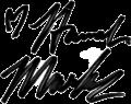 Hannah Marks' signature.png