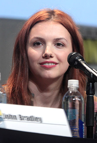 Gilly (character) - Hannah Murray plays the role of Gilly in the television series.