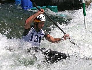 Hannes Aigner German canoeist