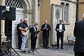 Hannover Neustädter Kirchhof Schweigeminute 1. August 2014 d.jpg