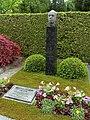 Hans Rudolf Meyer (1922–2005) Rechtsanwalt, Nationalrat, Stadtpräsident von Luzern. Grab auf dem Friedhof Friedental, Feld 10, Stadt Luzern.jpg