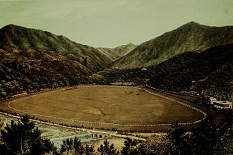 Happy Valley Racecourse - Happy Valley Racecourse, 1840s
