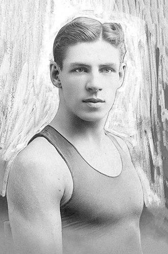 Harold Hardwick - Image: Harold Hardwick, 1912