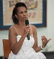 Harris Faulkner in Half Moone Cruise Terminal.jpg