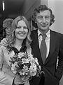 Harry Mulisch en Sjoerdje Woudenberg (1971).jpg