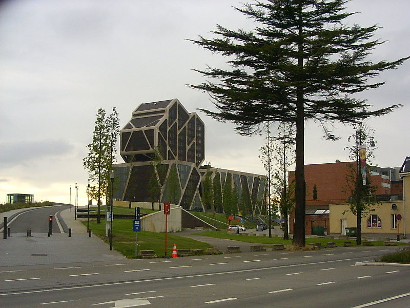 Hasselt justice building