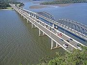 Hawkesbury River road bridges