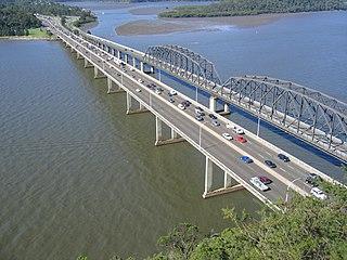 Peats Ferry Bridge bridge in Australia