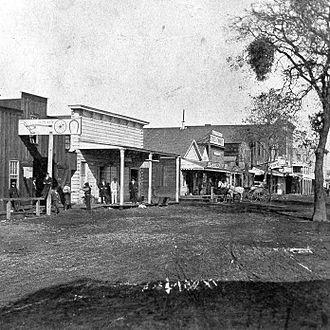 Healdsburg, California - Healdsburg, 1872