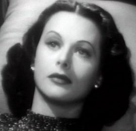 Hedy Lamarr a «Dishonored Lady» (1947)