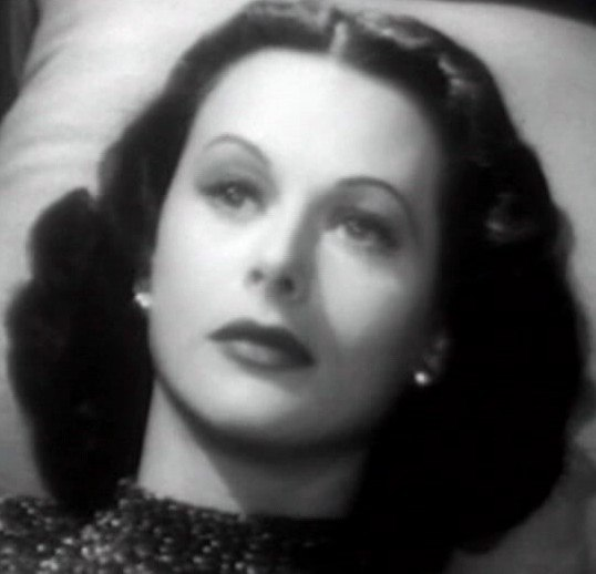 Hedy Lamarr in Dishonored Lady 5