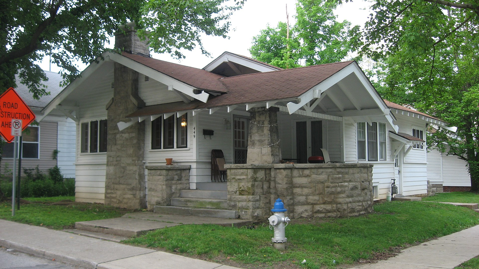 Airplane bungalow wikipedia for Airplane bungalow house plans