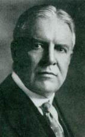 Progressive Conservative leadership elections - Image: Henry Lumley Drayton