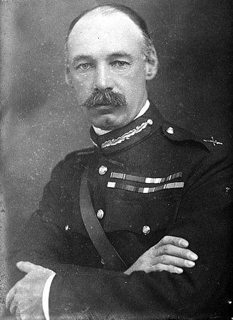 Henry Rawlinson, 1st Baron Rawlinson - Rawlinson as a brigadier-general