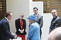 Her Majesty The Queen visit to 2 Marsham Street (22777243449).jpg