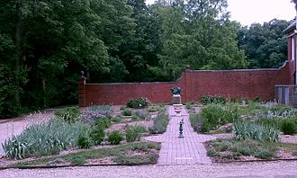 Robert Allerton Park - The Herb Garden