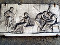 Herculaneum Relief Featuring a Stabbing - panoramio.jpg