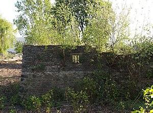 Die Ruine (Nordseite)