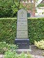 Herstedvester Kirke Albertslund Denmark gravestone.jpg