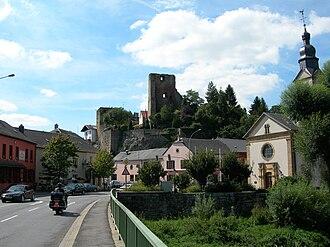 Hesperange Castle - Hersperange Castle