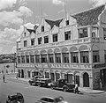 Het Penha-gebouw op Heerenstraat 1 in Willemstad op Curaçao, Bestanddeelnr 252-7160.jpg