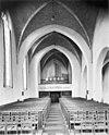 het interieur van de nederlands hervormde kerk te borculo naar het westen - borculo - 20038305 - rce