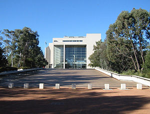 Robert Woodward (architect) - Image: High Court Australia 03JAC