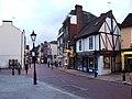 High Street, Rochester - geograph.org.uk - 1908649.jpg